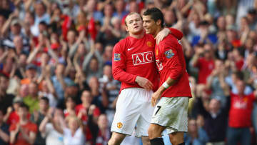 The pair enjoyed a terrific relationship during their time together at Man Utd