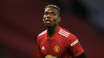 Paul Pogba's future is again up for debate