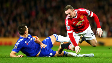 John Terry is one of Chelsea's greatest ever, Wayne Rooney one of Manchester United's.