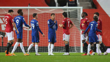 The two sides drew 0-0 at Old Trafford earlier in the season