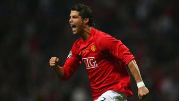 Ronaldo has returned to Old Trafford