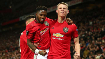 Scott McTominay and Fred are Ole Gunnar Solskjaer's go-to midfield duo for big games
