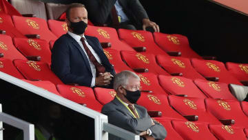 Ed Woodward, Sir Alex Ferguson