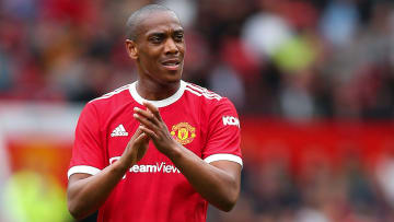 Anthony Martial is going nowhere