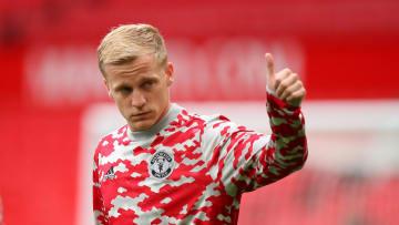 Paul Ince believes Donny van de Beek's Manchester United career is all but over