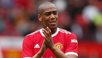 Anthony Martial is struggling to command a place at Man Utd
