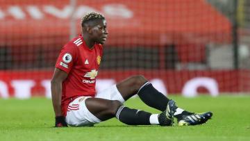 Paul Pogba fällt vorerst aus