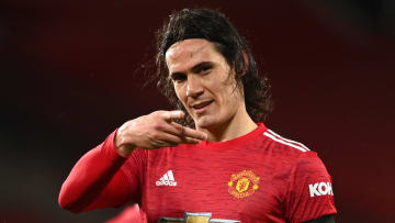 Edinson Cavani has agreed a contract extension with Man Utd