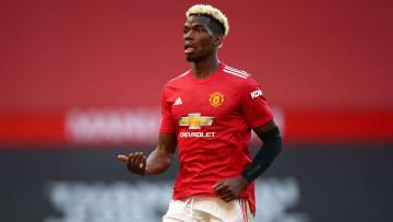 Paul Pogba is on PSG's radar