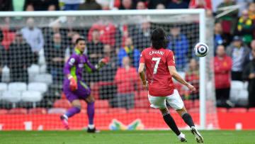 Cavani scored a wonder goal at Old Trafford