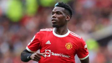 Paul Pogba steht wohl vor seiner letzten Saison bei Manchester United