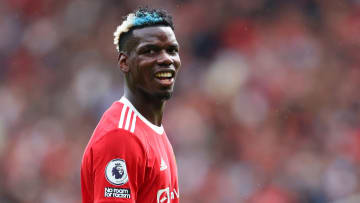 Paul Pogba bagged four assists against Leeds