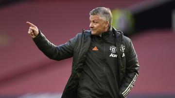 Solskjaer said United must strengthen their squad