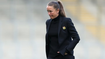 Casey Stoney's time as Man Utd manager ended in defeat