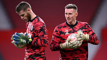 Man Utd have two top goalkeepers in David de Gea & Dean Henderson