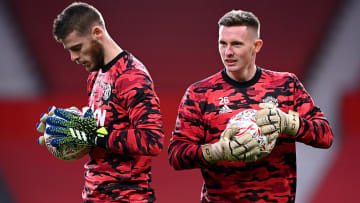 Man Utd have a decision to make about their goalkeepers