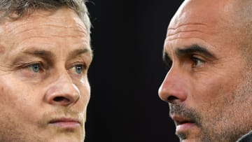 The Manchester derby takes place this weekend