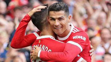 Cristiano Ronaldo é a principal atração do Manchester United para a temporada