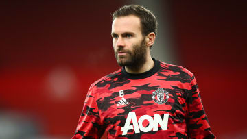 Juan Mata has become a fringe player at Man Utd