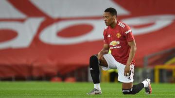 Anthony Martial pourrait être l'une des victimes des grands changements prévus à Manchester cet été.