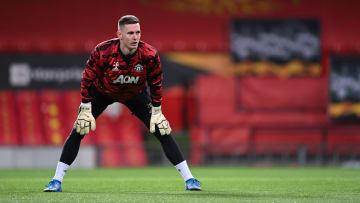 Dean Henderson wants to be Man Utd #1