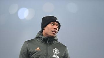 Anthony Martial devrait être titularisé avec Manchester United face à West Ham