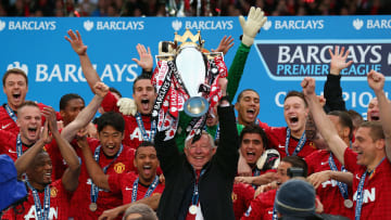 Sir Alex Ferguson wrapped up his career with United's 20th league title