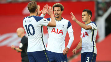 Kane and Alli have been missing from Tottenham's recent squads
