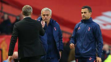 It's Mourinho vs Man Utd yet again