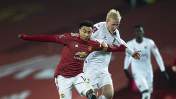 Jesse Lingard, Will Hughes - Soccer Player