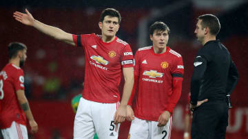 Man Utd need someone new at the back this summer