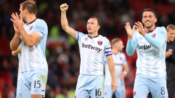 Mark Noble bounced back by leading West Ham to victory at Old Trafford on Wednesday