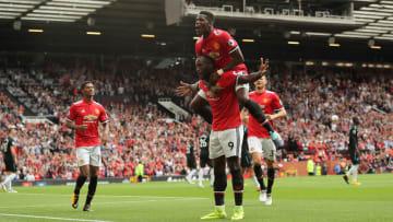 Man Utd kicked off the 2017/18 Premier League season in style