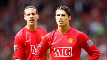 Ferdinand helped convince Ronaldo to turn down Man City