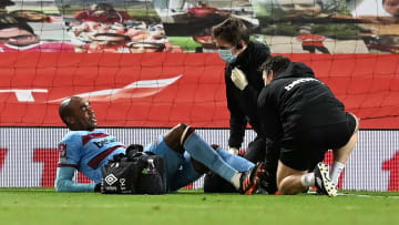 West Ham will be without Angelo Ogbonna