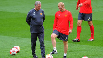 Paul Scholes feared for his Manchester United career after an incident with Sir Alex Ferguson