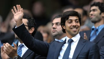 Manchester City owner Sheikh Mansour is the richest club owner in the world