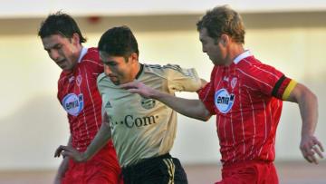 Cottbus spielte eine famose Saison 2005(2006
