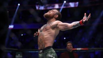 Conor McGregor est une superstar de l'UFC.