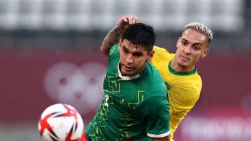 Mexico v Brazil: Men's Football Semi-final- Olympics: Day 11