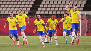 Brasil vai tentar sua segunda conquista seguida no futebol