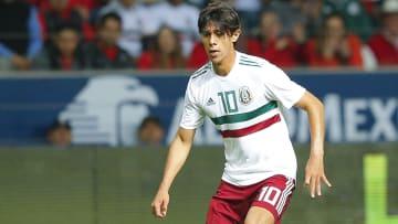 José Macias est l'un des plus grands talents du football mexicain.