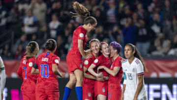 The USWNT will face Mexico twice in July