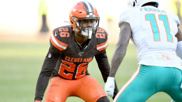 Three Cleveland Browns veterans fighting for their jobs after the 2021 NFL Draft.