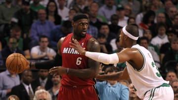 LeBron James, Paul Pierce