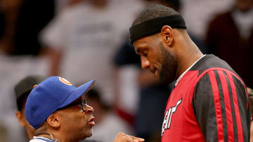 Spike Lee, LeBron James
