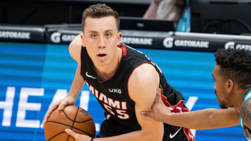 Three of the most likely destinations for NBA guard Duncan Robinson in free agency.