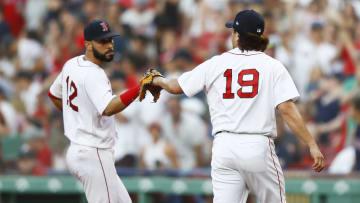 Boston reached five consecutive wins on Monday