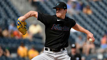 Trevor Rogers has had a stellar rookie campaign for the Miami Marlins.