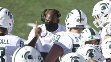 Michigan State head coach Mel Tucker wants his team to get back to the fundamentals.